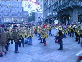 Städtetour Köln 11.11 Karneval Eröffnung