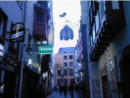 Last Minute Städtereisen Städtetour Köln Salzgasse